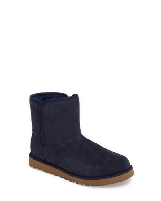 Ugg | Brown Ugg 'cory' Short Boot | Lyst