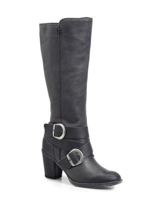 Børn | Gray B?rn Cresent Knee High Boot | Lyst