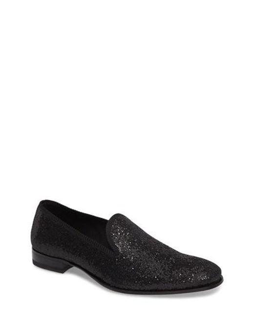 Mezlan   Black Matisse Venetian Loafer for Men   Lyst