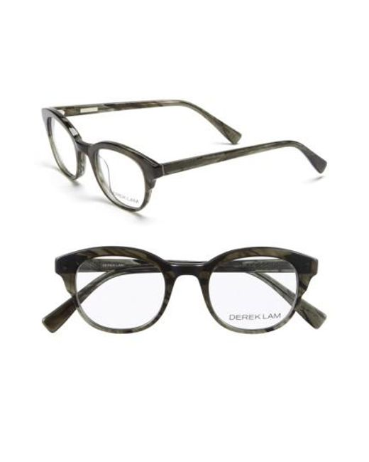Derek Lam | Green 46mm Optical Glasses | Lyst