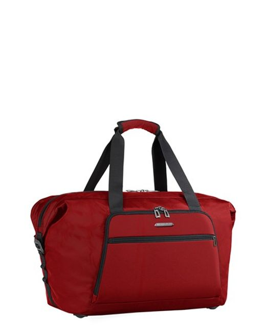 Briggs & Riley | Red Transcend Duffel Bag for Men | Lyst