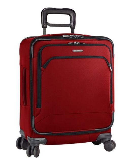 Briggs & Riley | Red 'transcend' International Wheeled Carry-on for Men | Lyst