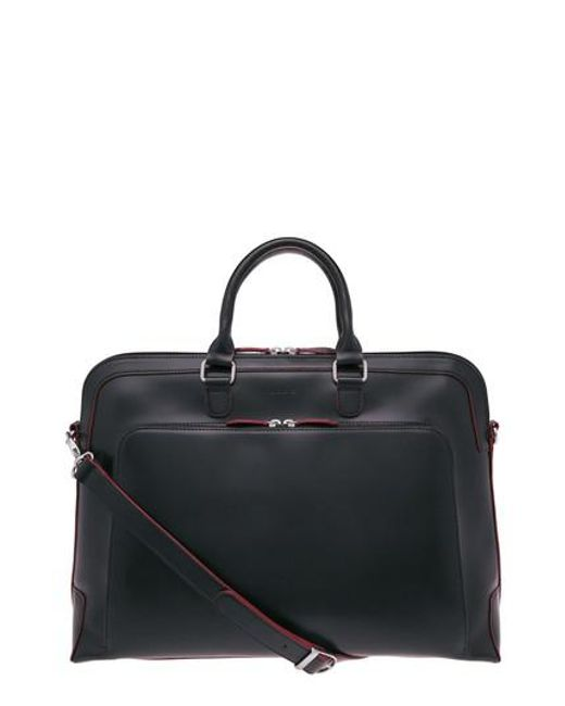 Lodis | Black 'audrey Brera' Leather Briefcase | Lyst
