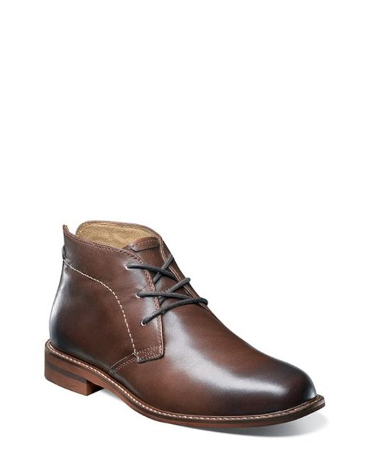 Florsheim | Brown Doon Chukka Boot for Men | Lyst