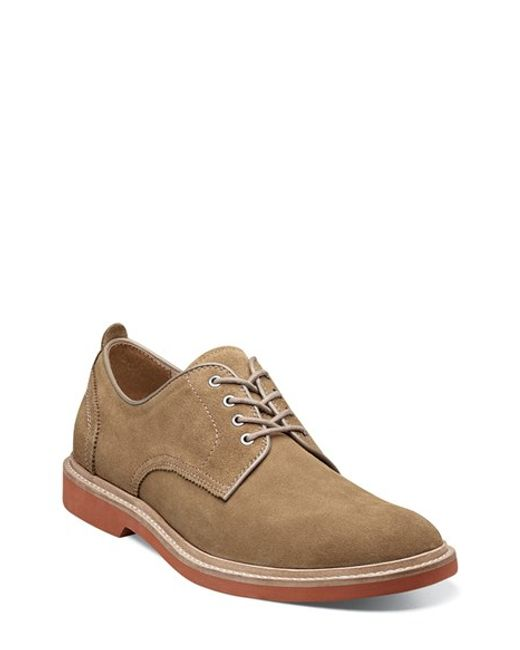 Florsheim | Natural 'bucktown' Buck Shoe for Men | Lyst