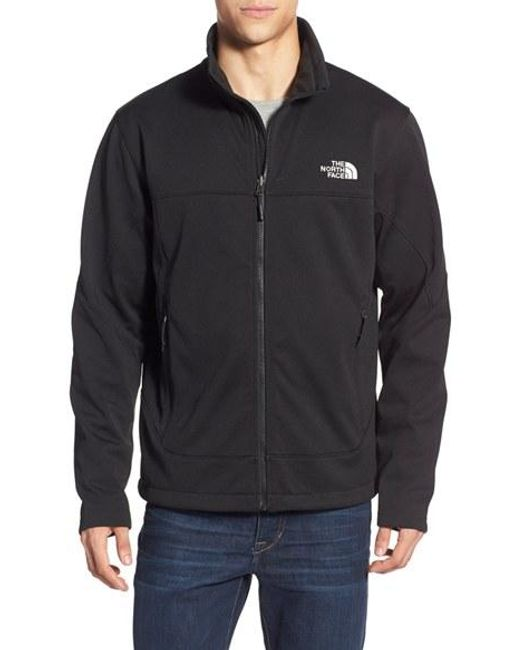 The North Face   Gray 'canyonwall' Fleece Jacket for Men   Lyst