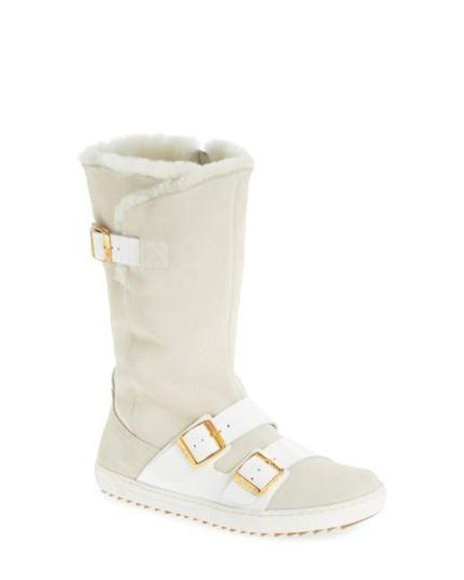 Birkenstock   White 'danbury' Boot   Lyst