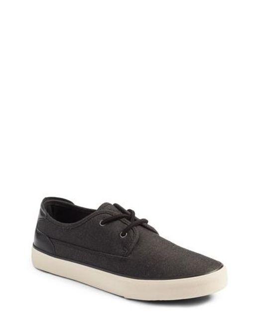 Andrew Marc   Black Morris Sneaker for Men   Lyst