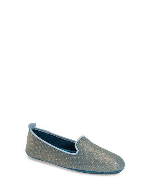 Acorn | Blue Starlight Smoking Slippers | Lyst
