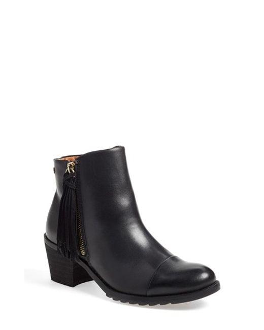 Pikolinos | Black 'andorra' Water Resistant Boot | Lyst