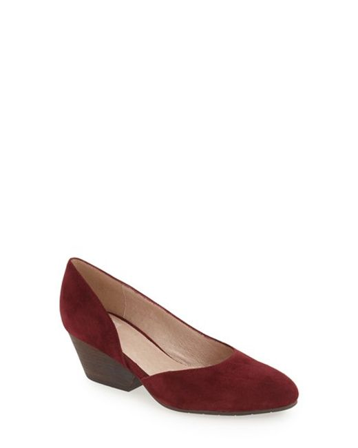 Eileen Fisher | Black 'lily' Pump | Lyst