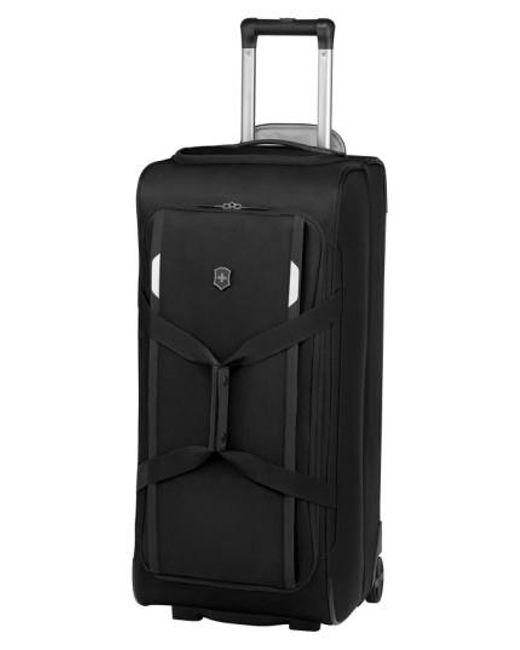 Victorinox | Black Victorinox Swiss Army 'wt 5.0' Rolling Duffel Bag for Men | Lyst