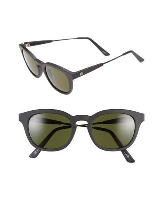 Electric | Black 'la Txoko' 49mm Sunglasses | Lyst
