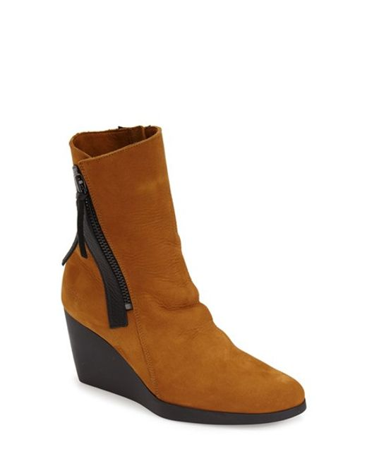 Arche | Brown 'vitahe' Water Resistant Boot | Lyst