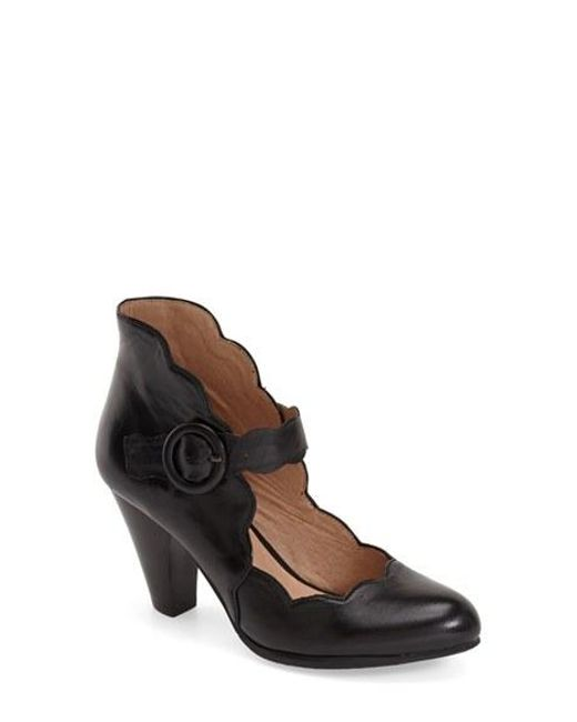 Miz Mooz | Black Carissa Mary Jane Pumps | Lyst