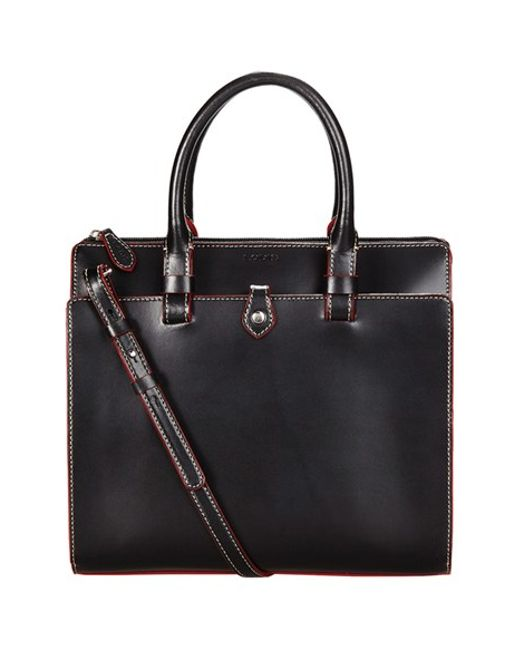 Lodis | Black 'linda - Medium' Satchel | Lyst