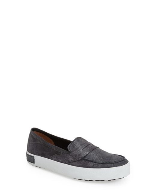 Blackstone | Black 'jl23' Slip-on Sneaker | Lyst