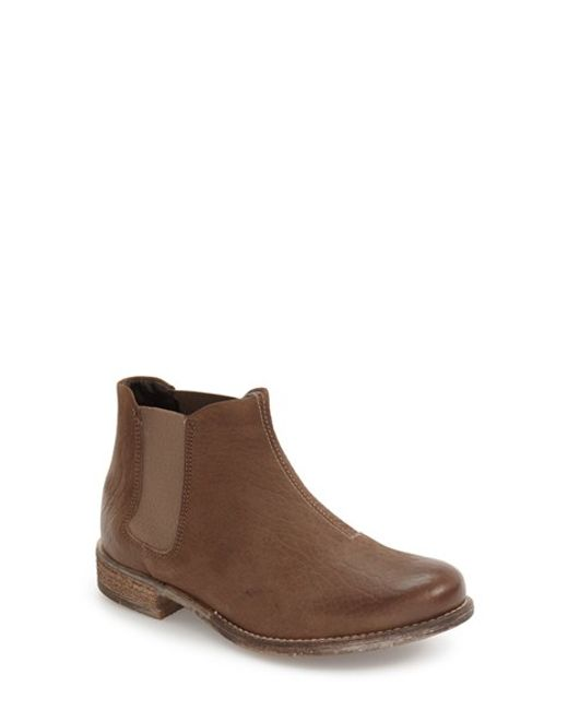 Josef Seibel | Brown 'sienna 05' Chelsea Boot (women) | Lyst
