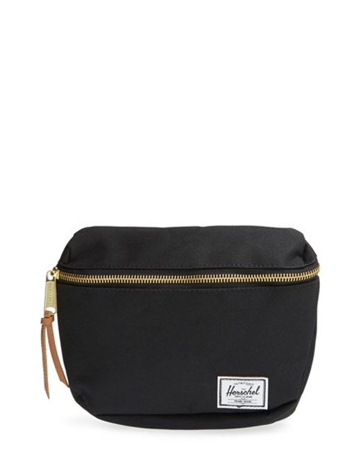 Herschel Supply Co. | Black 'fifteen' Belt Bag | Lyst