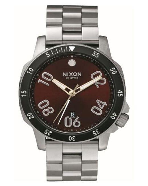 Nixon | Metallic 'the Ranger' Bracelet Watch for Men | Lyst