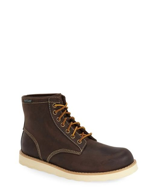 Eastland | Brown 'barron' Boot for Men | Lyst