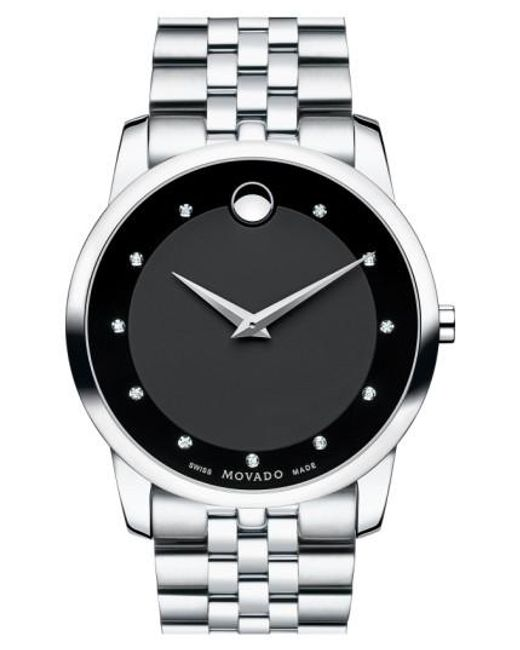 Movado | Metallic 'museum' Bracelet Watch for Men | Lyst
