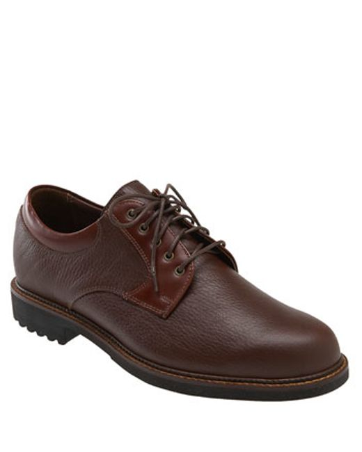 Neil M | Brown 'wynne' Oxford for Men | Lyst