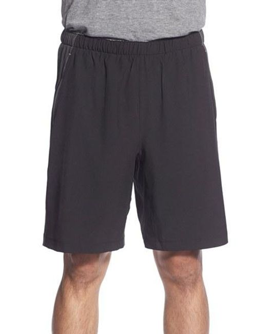 The North Face | Black 'ampere' Training Shorts for Men | Lyst