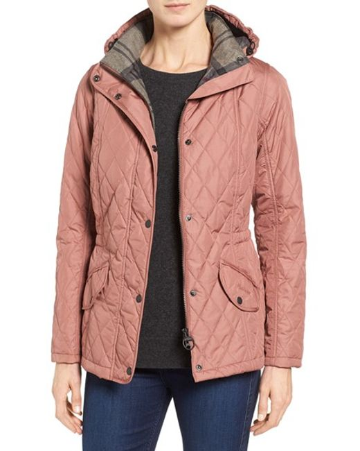 Quilted Jackets; 25 Products Found. Page. You're currently reading page 1; Page 2; Page Next; Show. per page. Sort By. Set Descending Direction. Barbour Hamble Quilted Jacket Pink 1 item; Purple 3 items; Red 6 items; White.