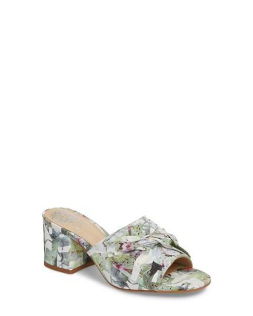 Vince Camuto - Multicolor Sharrey Sandal - Lyst
