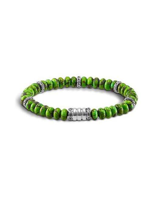 John Hardy | Multicolor Heritage Bedeg Beaded Bracelet for Men | Lyst