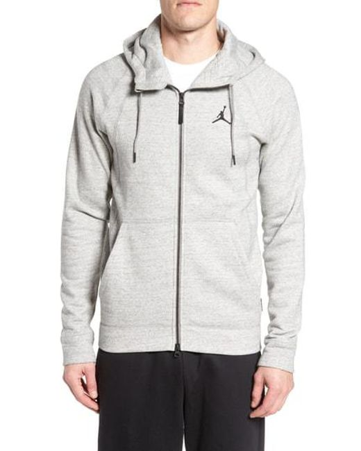 d056d34df5 Lyst - Nike Sportswear Wings Full Zip Jacket in Gray for Men