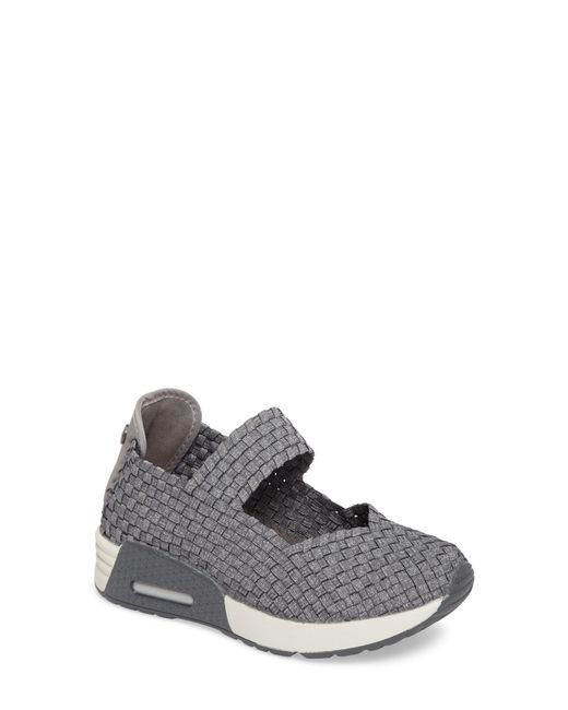 Bernie Mev - Gray Best Charm Mary Jane Sneaker - Lyst
