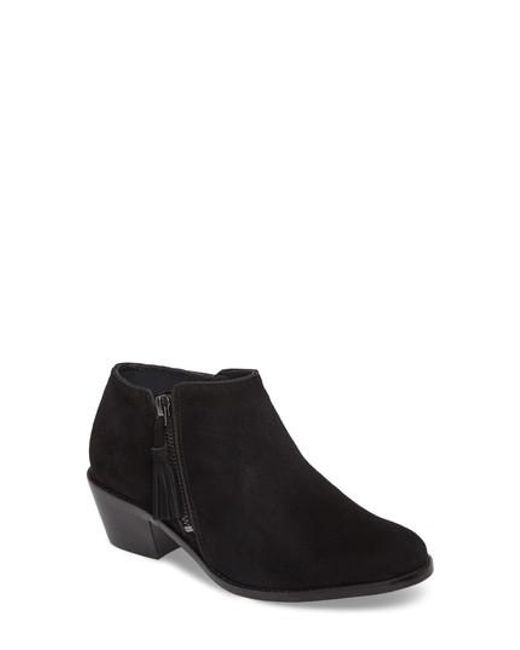 Vionic - Black Serena Ankle Boot - Lyst