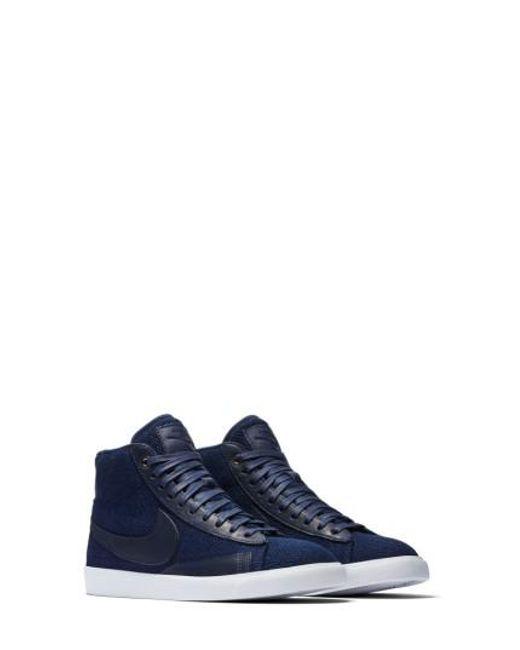 Nike Blazer Mediados Villa Premium Lx Zapatilla De Deporte venta barata buscando wzhmjQckYa