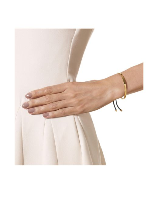 Monica Vinader - Yellow 'fiji' Friendship Bracelet - Lyst