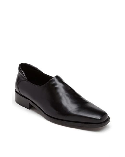 Donald J Pliner | Black 'rex' Loafer for Men | Lyst