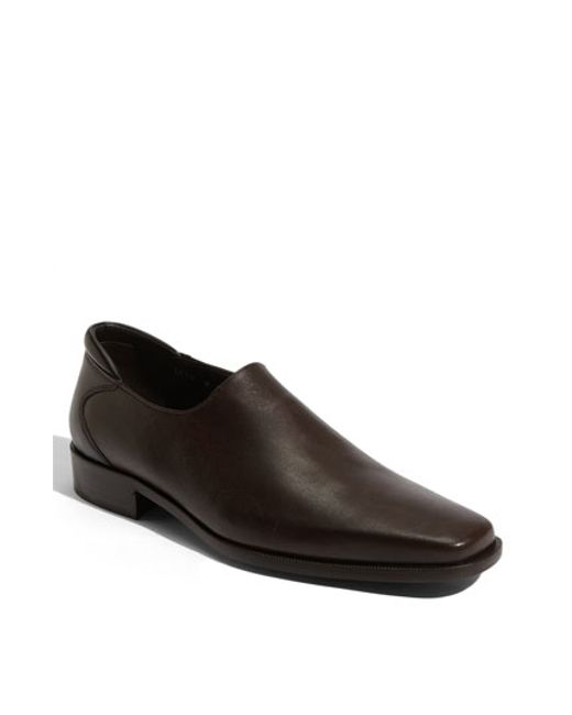 Donald J Pliner | Brown 'rex' Loafer for Men | Lyst