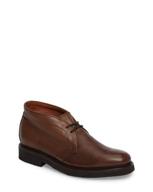 Frye | Brown Country Chukka Boot for Men | Lyst
