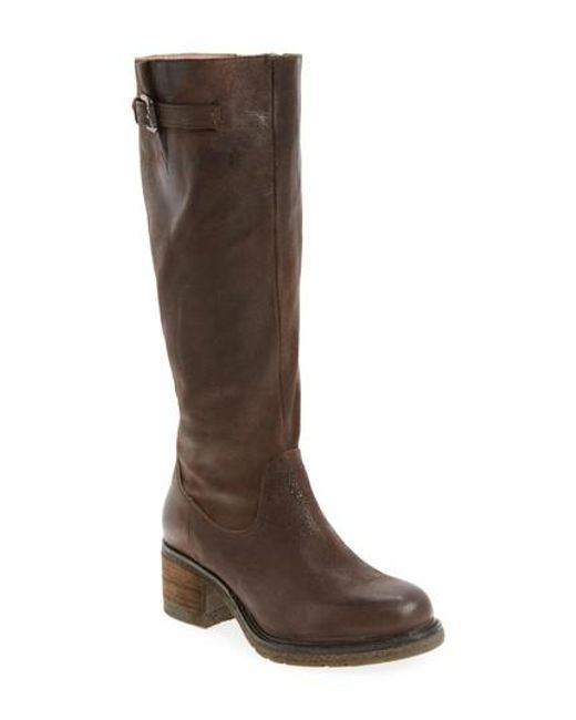 Seychelles | Brown Exit Tall Boot | Lyst