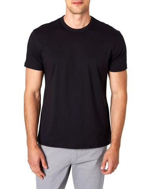 7 Diamonds - Black Iqonicq Crewneck T-shirt for Men - Lyst