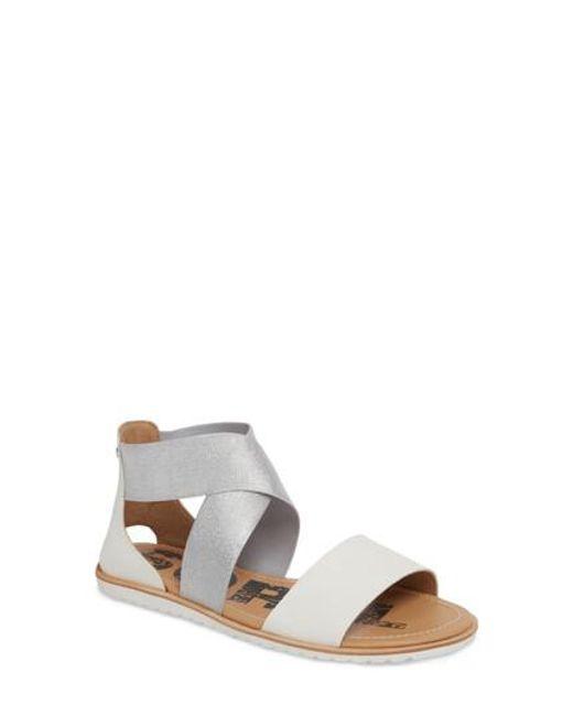 sorel Women's Ella Crisscross Ankle Strap Sandals usmowv8