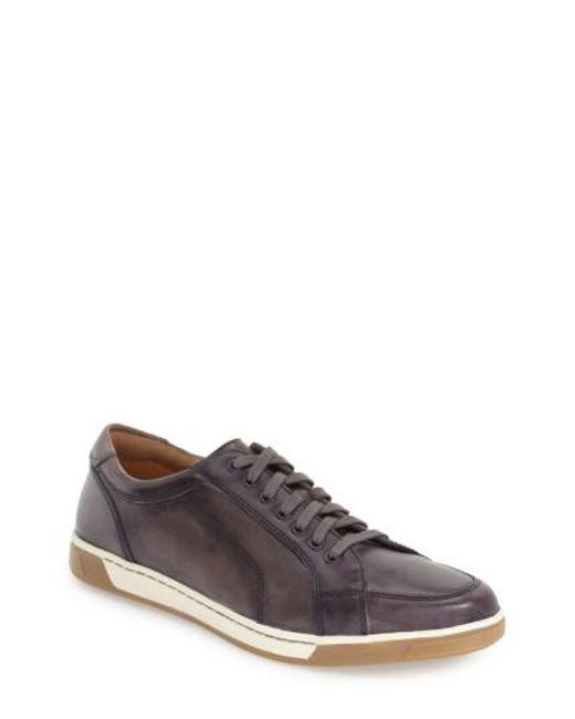 Cole Haan | Gray 'vartan Sport Oxford' Sneaker for Men | Lyst