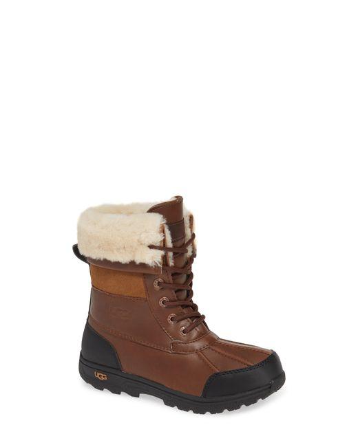 Ugg - Black Ugg Butte Ii Waterproof Winter Boot - Lyst