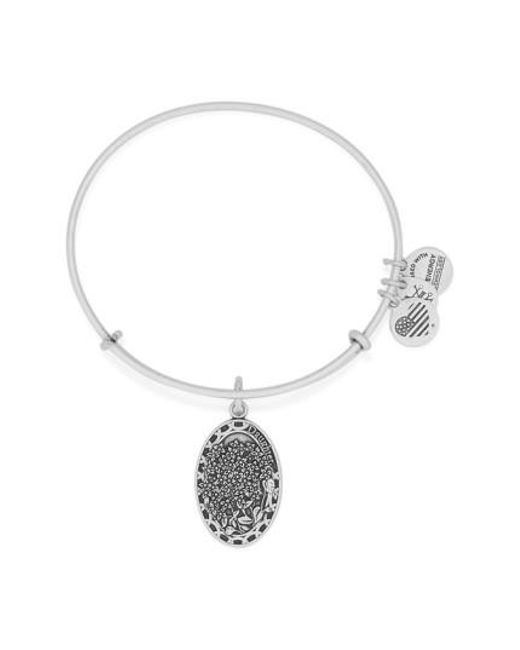 ALEX AND ANI   Metallic 'i Love You Daughter' Expandable Wire Bangle   Lyst