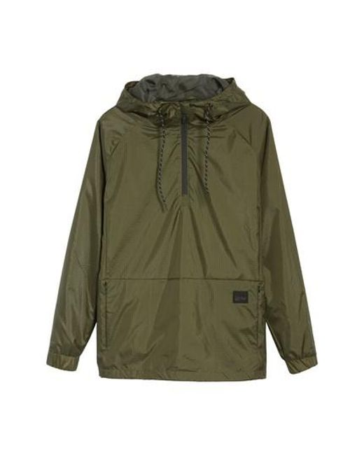Imperial Motion - Nct Bezel Packable Anorak, Green for Men - Lyst
