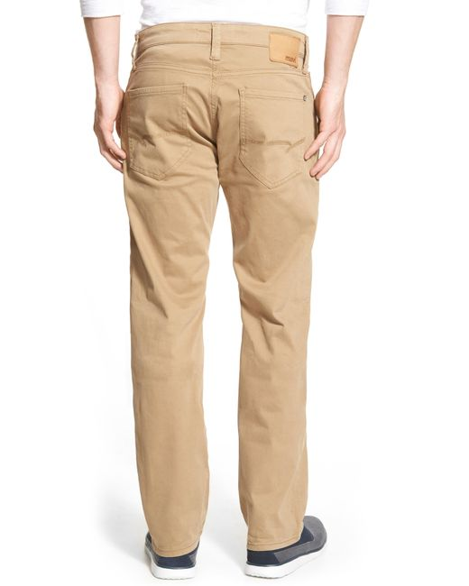 Mavi Jeans - Blue Zach Twill Pants for Men - Lyst