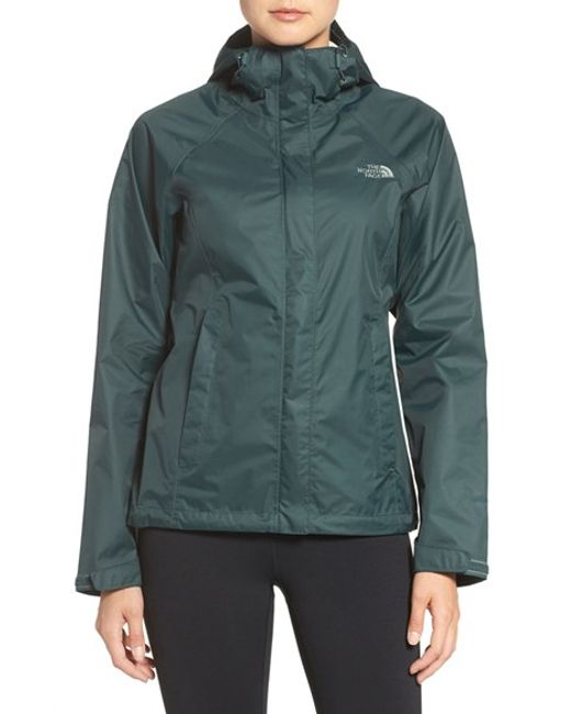 The North Face   Black 'venture' Waterproof Jacket   Lyst