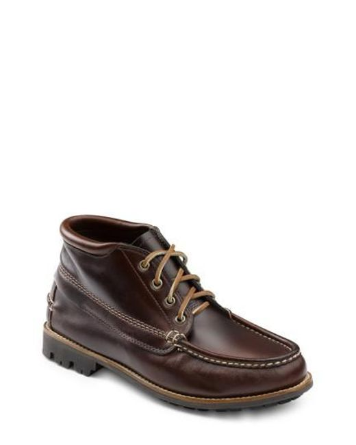 G.H. Bass & Co. | Brown Abbott Chukka Boot for Men | Lyst
