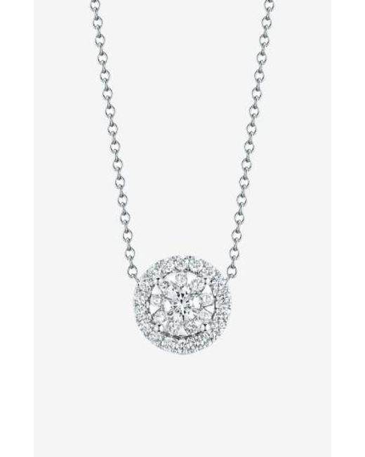 Kwiat | Metallic 'sunburst' Pendant Necklace | Lyst